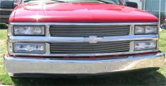 1999 Chevrolet C2500 Suburban Billet Series Grille-0