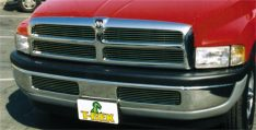 1999-2001 Dodge Ram 2500 Billet Series Grille-0