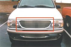 1999-2001 Ford Explorer Billet Series Grille-0