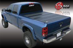 1999-2002 Dodge Ram 1500 BAKFlip G2 Hard Folding 78inch Tonneau Cover-0