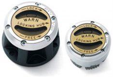 Warn 29091 Premium Manual Hub Kit Hub Set Includes Stud Kit PN[38003] -0