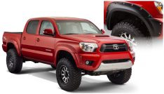 2012-2015 Toyota Tacoma Front and Rear Pocket Style(R) 60.3 inch bed Fleetside Fender Flare-0