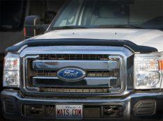 2015-2016 Ford F-150 Stone And Bug Deflector Hood Deflector-0