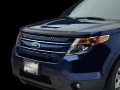 2015-2015 Chevrolet Silverado 2500 HD Stone And Bug Deflector Hood Deflector-0