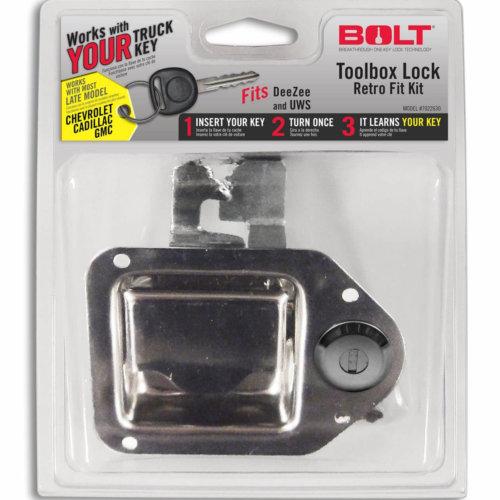 Bolt Locking Tool Box Latch 7022697-0