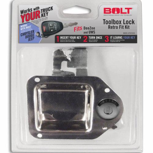 Bolt Locking Tool Box Latch 7022699-0