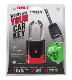 Bolt Padlock GM Center Cut 7023537-0