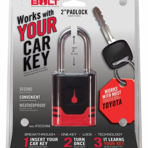 Bolt Padlock Clamshell Packaging 7023539-0