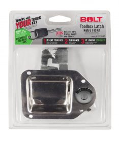 Bolt Locking Tool Box Latch GM Center Cut 7023547-0