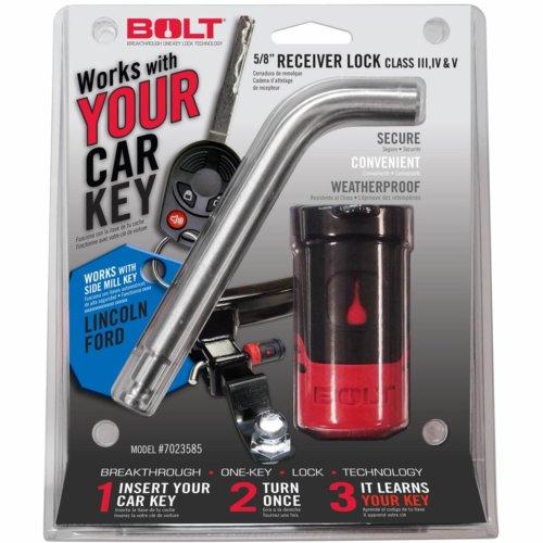 Bolt 5/8 in. Receiver Lock Starter Kit 7023585-0