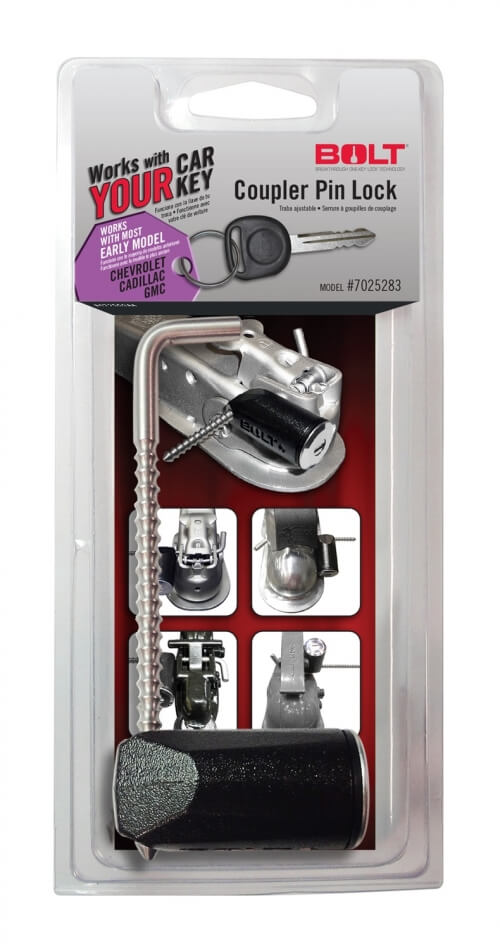 Bolt Coupler Pin Lock GM Early Model GM A7025283-0