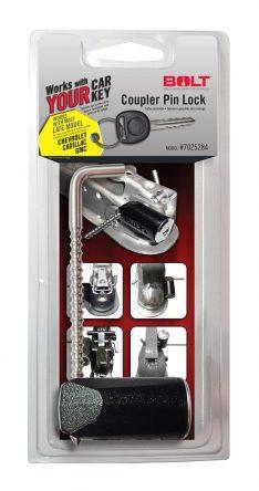 Bolt Coupler Pin Lock GM Late Model GM B7025284-0