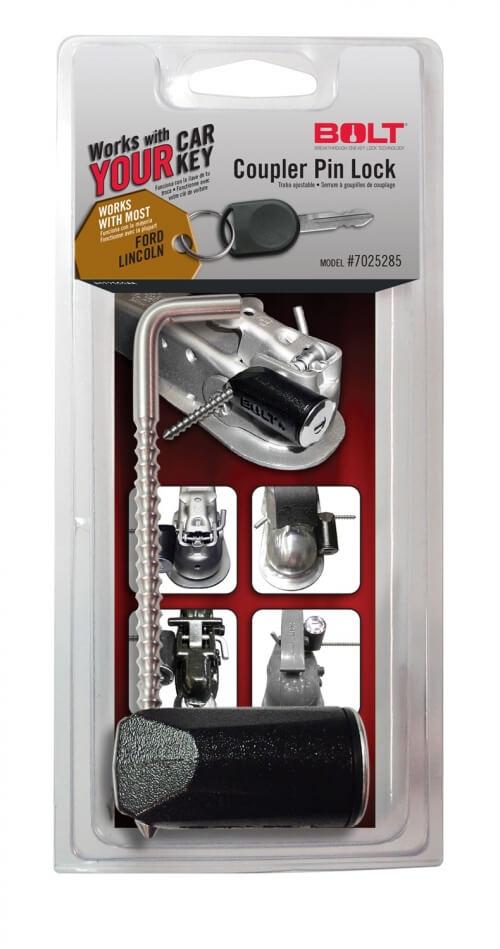 Bolt Coupler Pin Lock Ford 7025285-0
