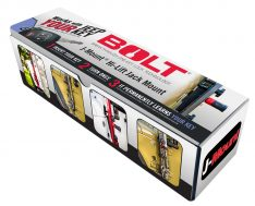 Bolt Hi-Lift Jack Mount Driver Side Black7028648-0