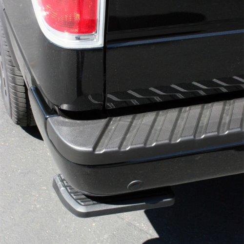 AMP Research 75302-01A BedStep(R) Black Rear Bumper Access -27185