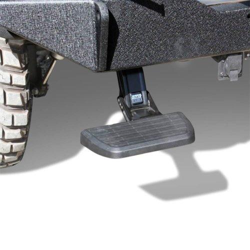 AMP Research 75311-01A BedStep(R) Black Rear Bumper Access -27181