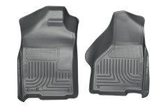 Husky Weatherbeater Series Front Floor Liners 18032-0