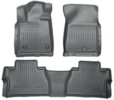 Husky Weatherbeater Series Front & 2nd Seat Floor Liners (Footwell Coverage) 99582-0