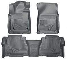 Husky Weatherbeater Series Front & 2nd Seat Floor Liners (Footwell Coverage) 99592-0