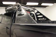 2014-2016 Chevrolet Silverado 1500 LS Half Over Cab Chase Rack Truck Bed Rack-0