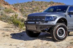 2010-2014 Ford F-150 SVT Raptor Stealth Fighter Front Bumper-0