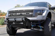 2010-2014 Ford F-150 SVT Raptor Race Series Front Bumper-0