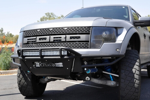 2010-2014 Ford F-150 SVT Raptor Race Series Front Bumper-0