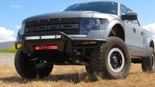 ADD Addictive Ford Raptor Race Series Front Bumper