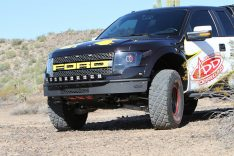 2010-2014 Ford F-150 SVT Raptor Race Series R Front Bumper-0