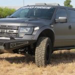 Addictive Ford Raptor HoneyBadger Front Bumper with Winch