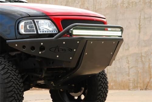 1999-2003 Ford F-150 Stealth Front Bumper-0