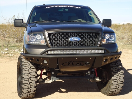 2004-2008 Ford F-150 Stealth Front Bumper-0
