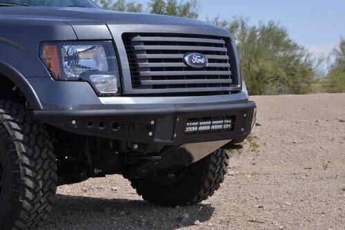 2009-2014 Ford F-150 Limited Venom Front Bumper-0