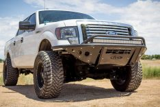 2009-2014 Ford F-150 Limited Stealth Front Bumper-0