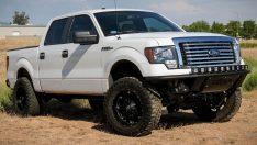 2009-2014 Ford F-150 Platinum ADD Lite Front Bumper-0
