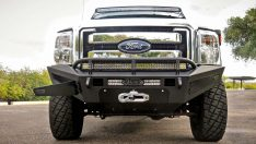 2011-2015 Ford F-250/350 Super Duty HoneyBadger Front Bumper-0