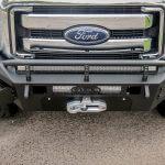 Addictive 2011-2015 Ford F-250/350 Super Duty    HoneyBadger Front Bumper-23840