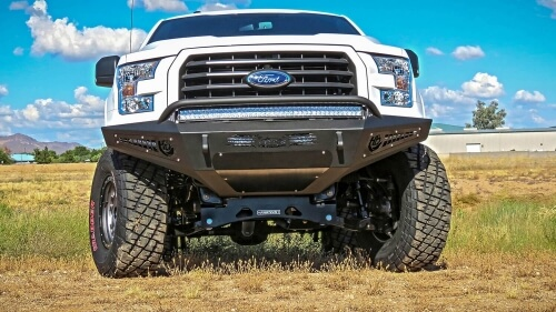 2015-2016 Ford F-150 Limited HoneyBadger Front Bumper-0