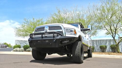2010-2015 Ram 2500/3500 HoneyBadger Front Bumper-0