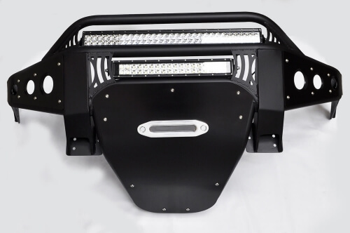 2015-2016 Ford F-150 Limited Stealth Front Bumper-0