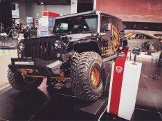 2007-2016 Jeep Wrangler Sport Stealth Fighter Rock Caps Bumper Corner Set-0