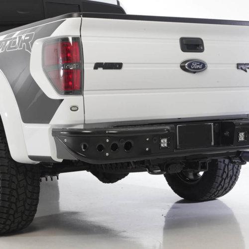 2009-2014 Ford F-150 Limited Venom Rear Bumper-0