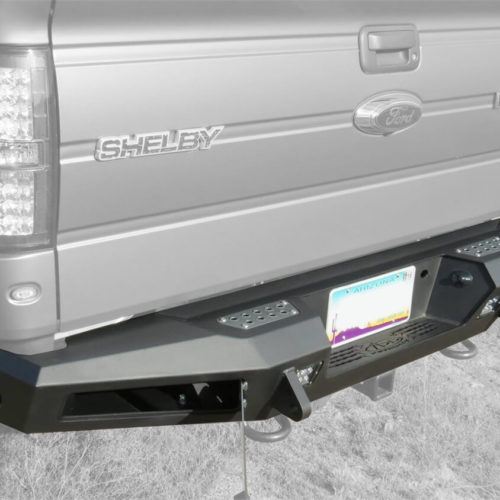 2009-2014 Ford F-150 Limited HoneyBadger Rear Bumper-24040