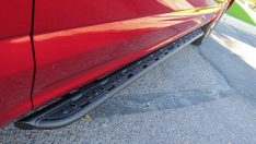 2015 Ford F-150 XL Race Series R Side Steps-0