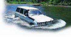 2006-2007 Toyota Land Cruiser Safari Snorkel Engine Air Intake Snorkel-0
