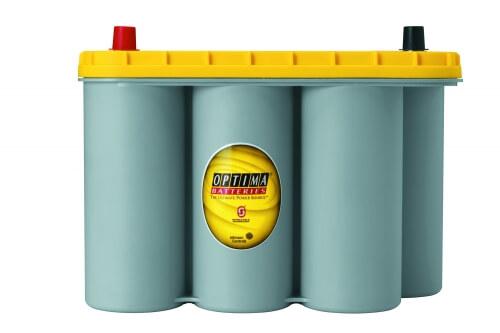 Optima YellowTop Deep Cycle UNBOXED 8051-160