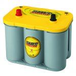 Optima YellowTop Deep Cycle UNBOXED 8012-021