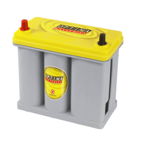 YellowTop(R) Deep Cycle UNBOXED 8050-160-0