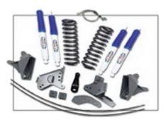 1999-2006 Jeep Wrangler Rubicon 4.0 - 242 FrontSuspension Lift Kit-0