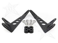 """10"""" E/SR -Series bar Hood Mount Kit-0"""